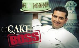 "Buddy Valastro, o ""Cake Boss"""