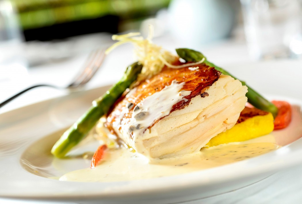 O baccalà alla Tre Bicchieri é uma das sugestões do restaurante para a Páscoa (foto: divulgação)