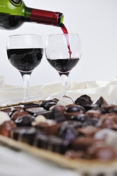 Como combinar vinho e chocolate - Revista Menu
