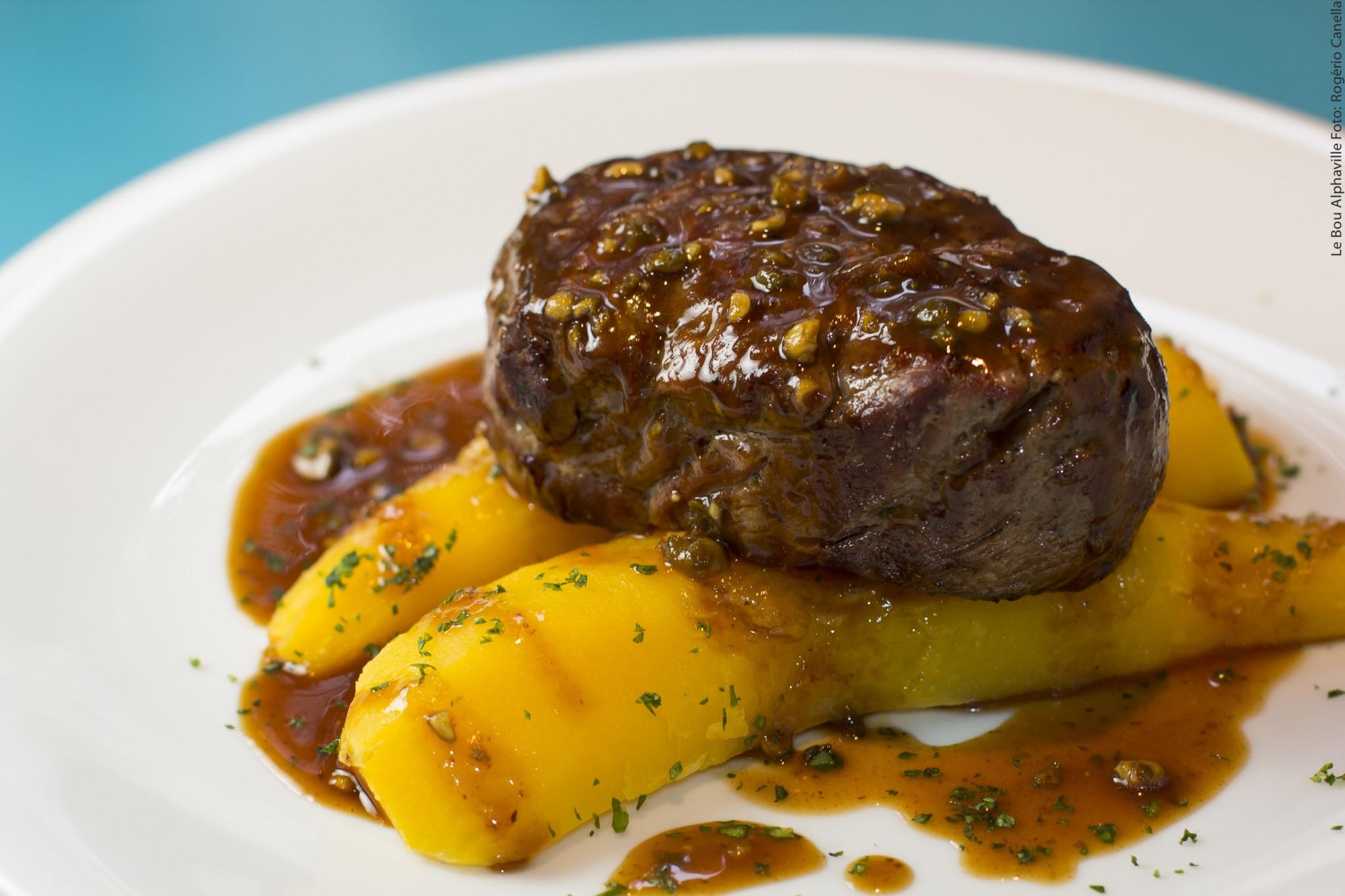 Steak Au Poivre Recipes — Dishmaps