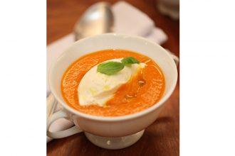 Sopa de tomate é uma das sugestões de festival (foto: divulgação)