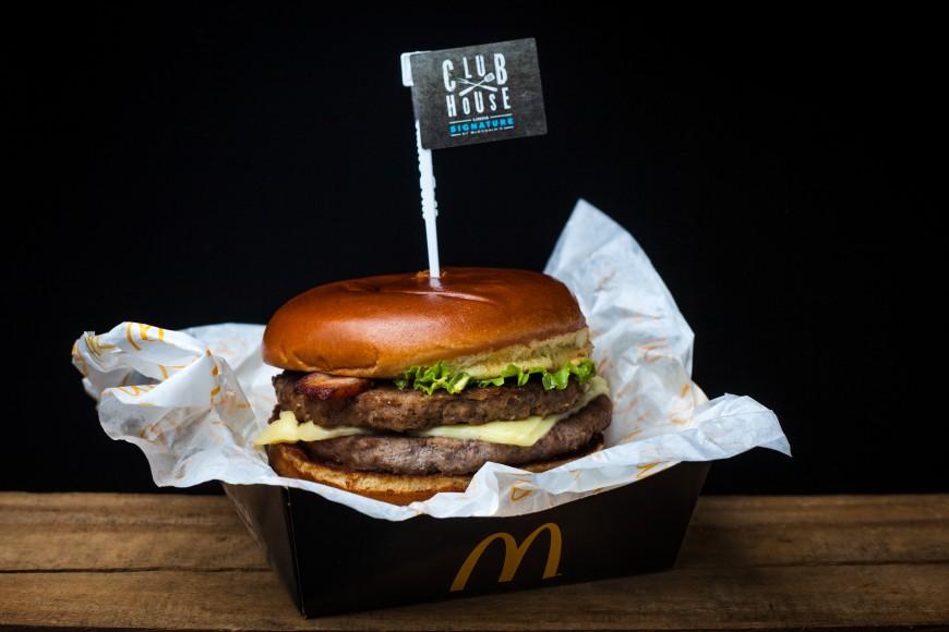Provamos o novo hambúrguer gourmet do McDonald's. Confira o resultado