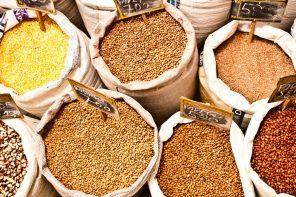 Variedade de feijões como o faveta e o fogo-na-serra representam a riqueza dos ingredientes da Paraíba (fotos: Felipe Gabriel/Ag. IstoÉ)