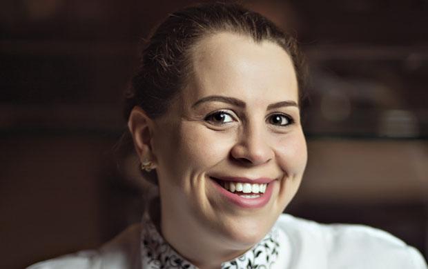 A chef Priscilla Herrera é entusiasta das leguminosas