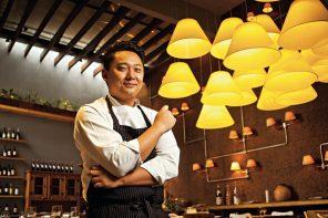Talento do chef André Ahn fica em evidência no novo restaurante Karú (fotos: Felipe Gabriel/Ag. IstoÉ)