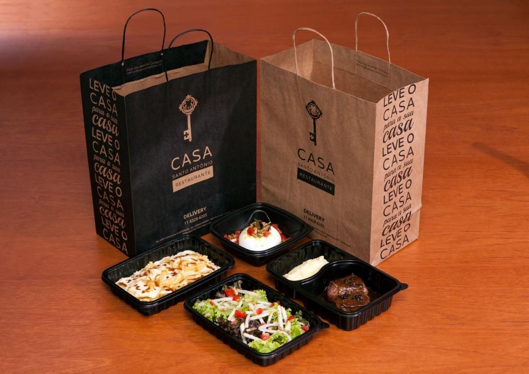 O chef Sandro Aires apresenta diversas sugestões para o delivery (foto: divulgação)