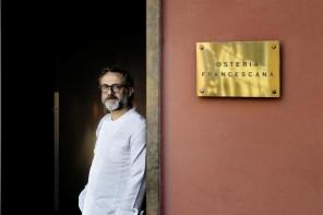 Os ingredientes da Emilia-Romagna formam a base da cozinha do chef da Osteria Francescana - três estrelas Michelin e, agora, melhor restaurante do mundo segundo o The World's 50 Best Restaurants  (foto: divulgação/ Paolo Terzi)