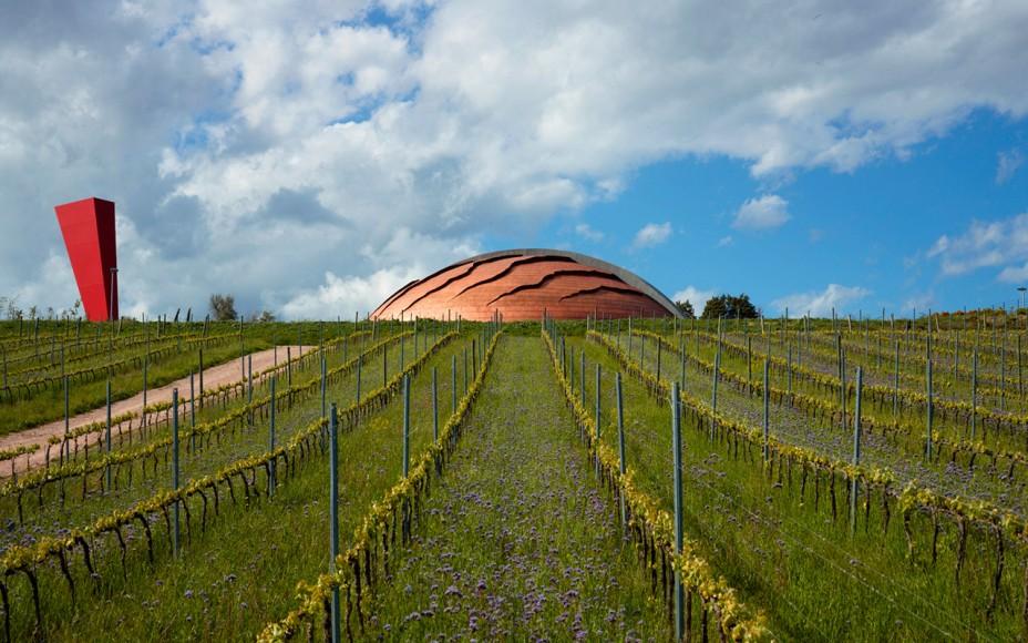 Conheça as 5 vinícolas mais impressionantes da Itália