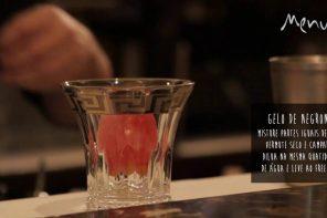 Em websérie, aprenda a fazer drinques com Marcelo Serrano
