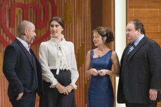 Os jurados Fogaça, Paola e Jacquin, na companhia da apresentadora Ana Paula Padrão, serão ainda mais exigentes com os profissionais (fotos: divulgação)