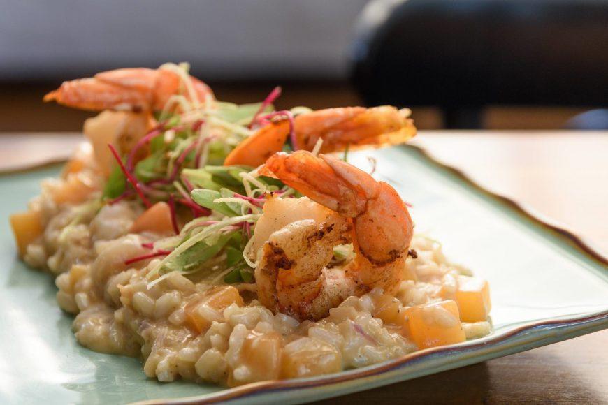 """Aprenda duas receitas do """"Michelin"""" dos risotos"""