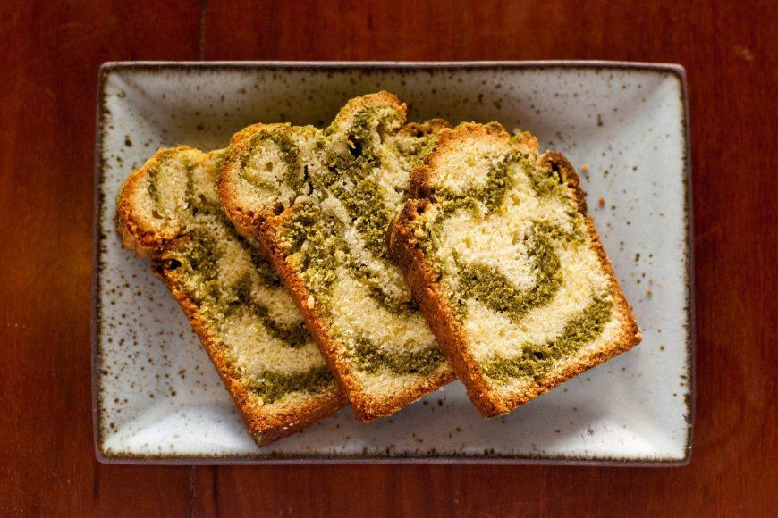 Prepare em casa o bolo de erva-mate com limão