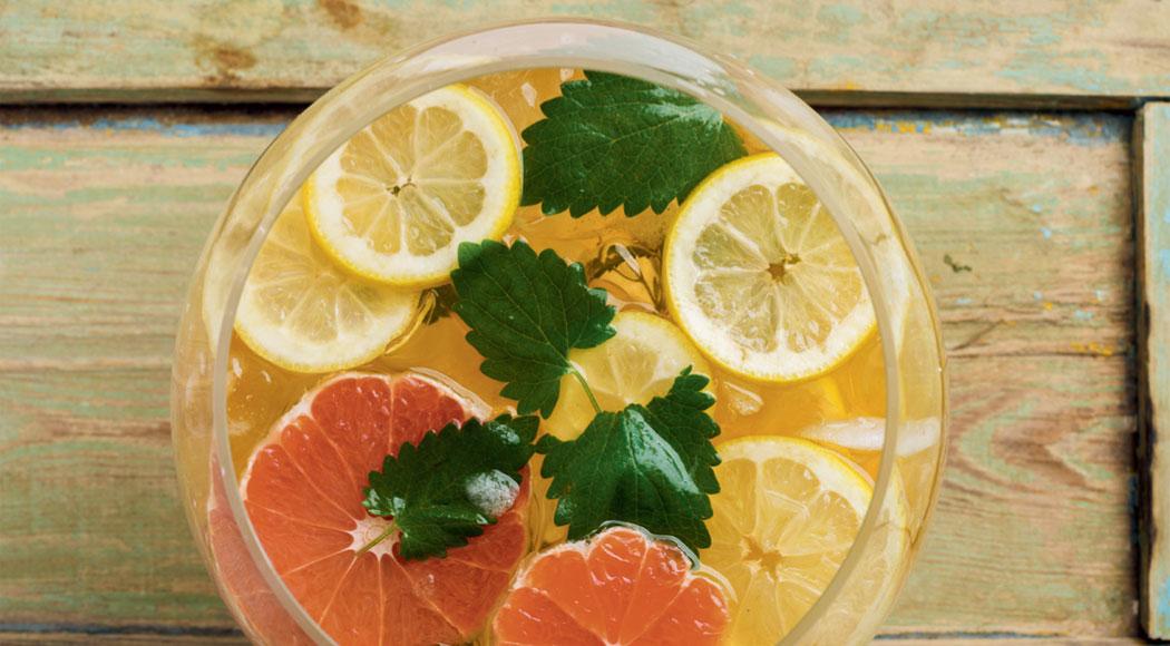 Versão repaginada do ponche é ideal para servir em festas