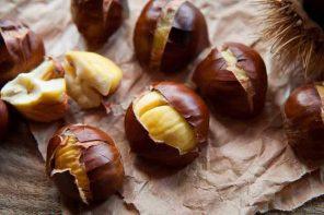As castanhas portuguesas realçam o sabor do prato (Foto: Reprodução/iStock)