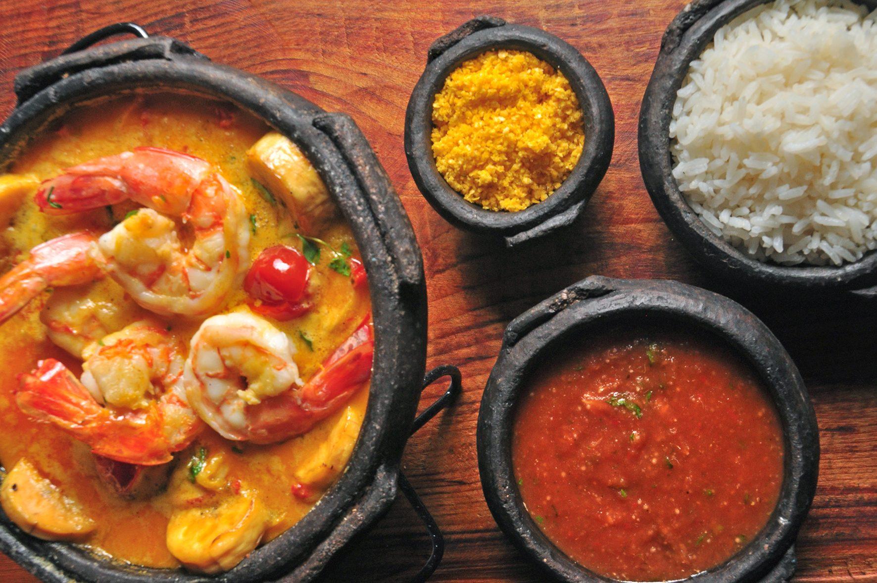Restaurante Urukum, no Rio, lança Festival de Camarão