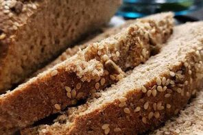 Receita rende quatro pães de 180g cada (Foto: Divulgação)