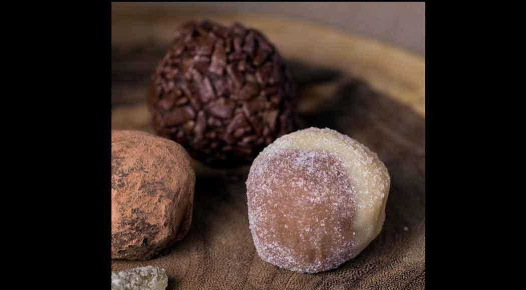Aprenda a preparar Brigadeiro Gourmet Noir (foto: Divulgação)