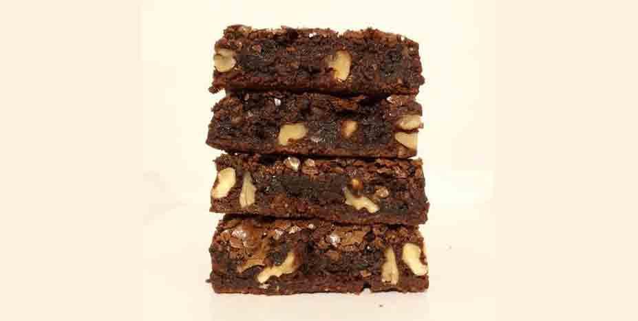 Aprenda a receita de brownie sem glúten. Foto: Divulgação