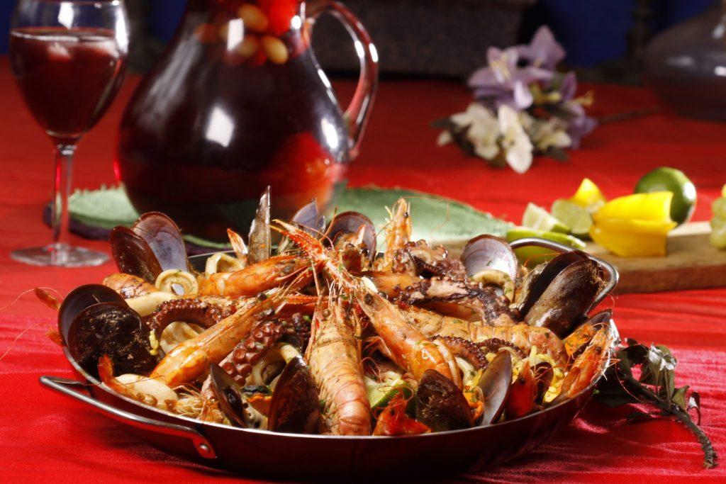 Festival da Paella é atração no gastrobar Piracás