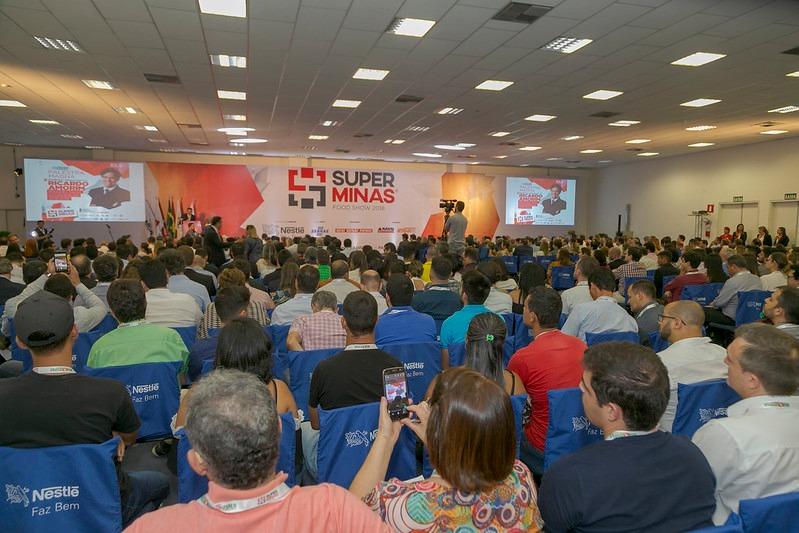 Belo Horizonte recebe a 33ª edição do Superminas Food Show