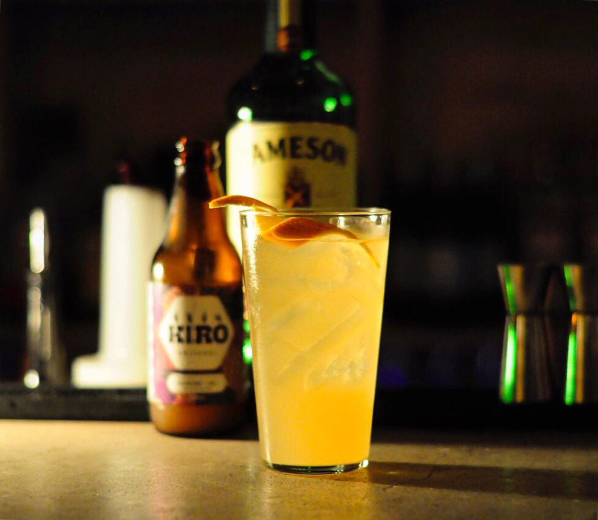 Aprenda a preparar o drinque Cluricaun