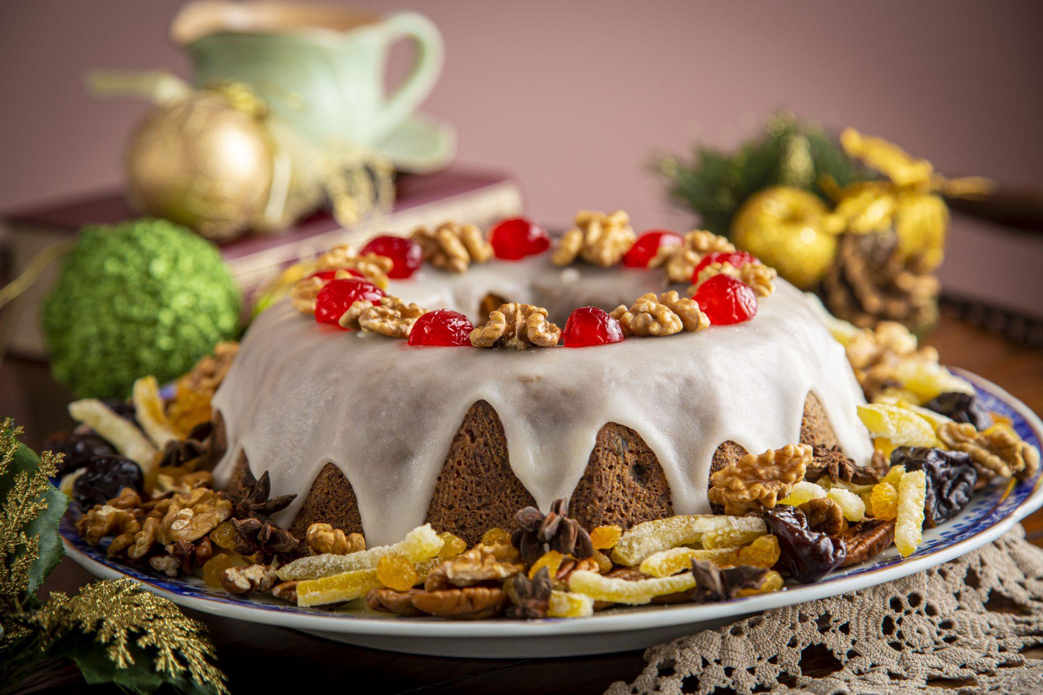 Dona Doceira lança linha de sobremesas natalinas